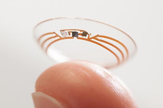 Google muốn biến mắt và răng thành những bộ phận thông minh trên cơ thể