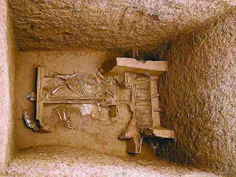 Bí ẩn đại mộ thủy tổ 18 đời của Tần Thủy Hoàng