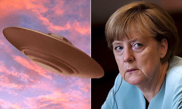 Đức sẽ công bố tất cả tài liệu tuyệt mật của nghiên cứu về người ngoài hành tinh