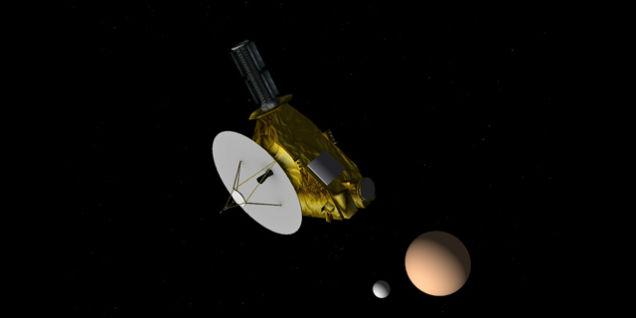 Vì sao cần tới 16 tháng để gửi dữ liệu mới nhất từ sao Diêm Vương về Trái đất?