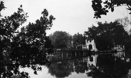 Chùm ảnh đẹp quyến rũ về Hà Nội năm 1939