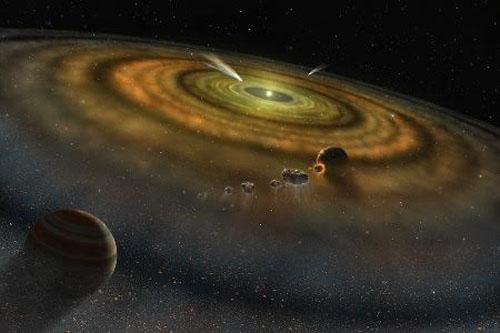 Giải mã Trái Đất qua sao Diêm Vương như thế nào?