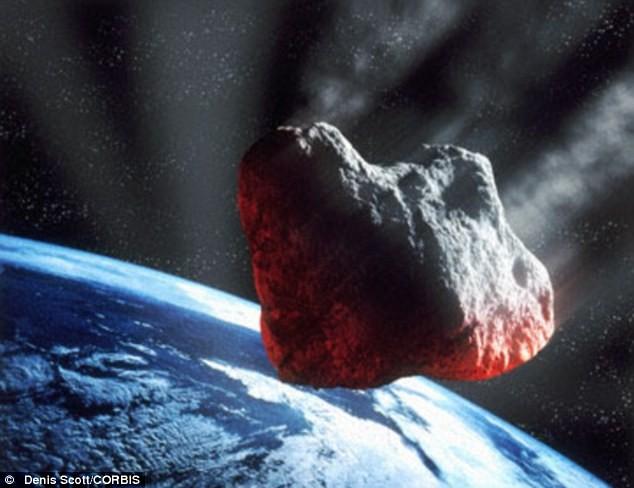 Tiểu hành tinh tỷ USD sắp bay ngang qua trái đất