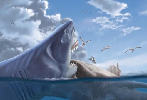 Loài vật nào hùng mạnh nhất mọi thời đại?