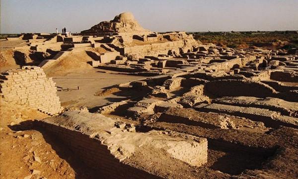 """Những phát hiện khảo cổ """"không giải thích nổi"""""""