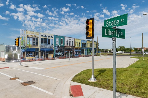 Mỹ xây dựng thành phố dành cho xe không người lái