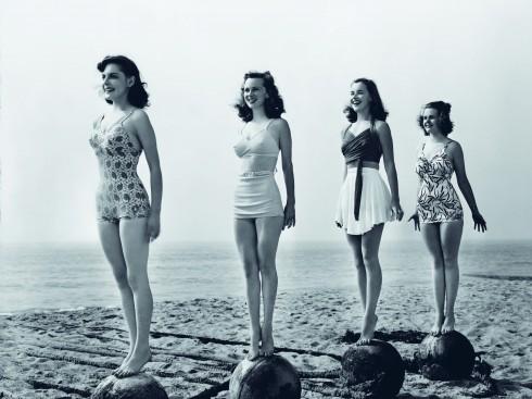 Lịch sử ra đời của bikini