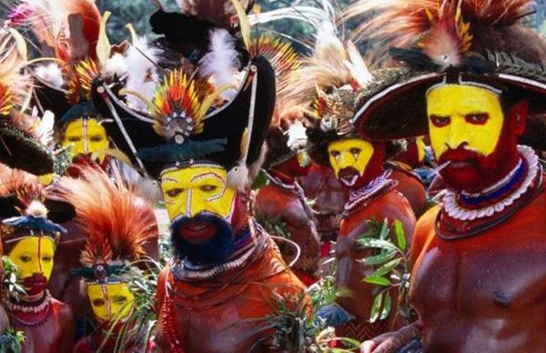 Nghi lễ máu của tộc Matausa