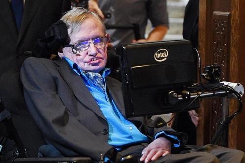 Ông hoàng vật lý Stephen Hawking muốn tìm người ngoài hành tinh