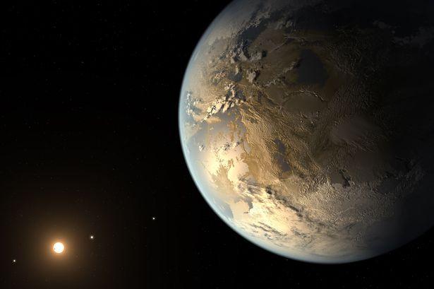 """Tìm ra """"Trái Đất thứ hai"""" chứa sự sống?"""