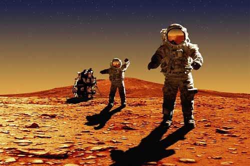 Khi bay vào vũ trụ da của các nhà phi hành gia sẽ mỏng hơn