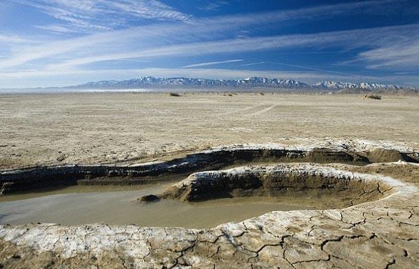 Sự sống trên Trái đất bắt đầu từ một vũng nước?