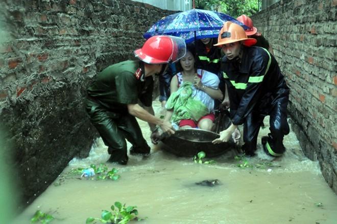 Tại sao nằm ven biển nhưng Quảng Ninh vẫn bị lũ lụt?