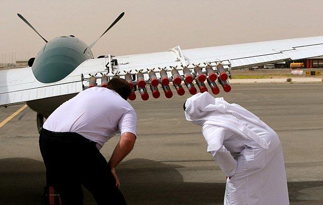 Cách làm mưa nhân tạo trên sa mạc ở đất nước khô hạn nhất thế giới