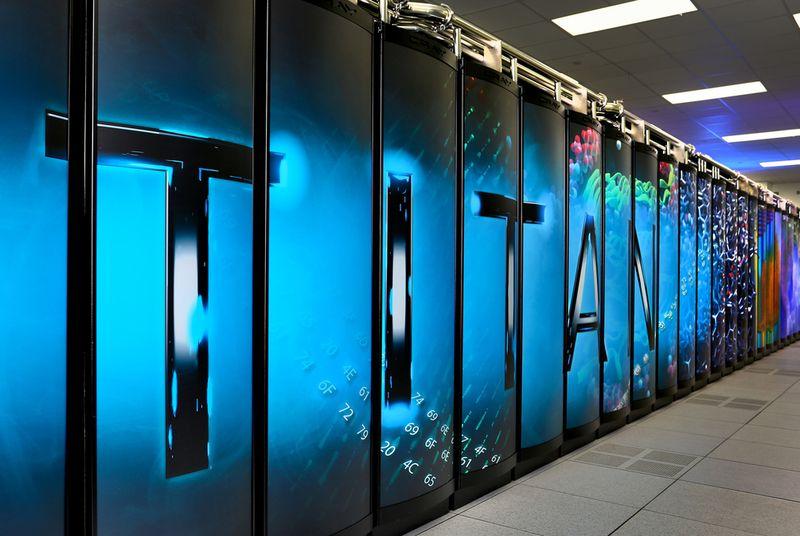 Mỹ xây dựng siêu máy tính, tốc độ 10 tỷ tỷ phép tính/giây