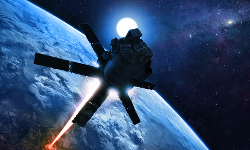 """Tàu vũ trụ siêu nhỏ """"đi nhờ"""" laser khám phá thiên hà"""