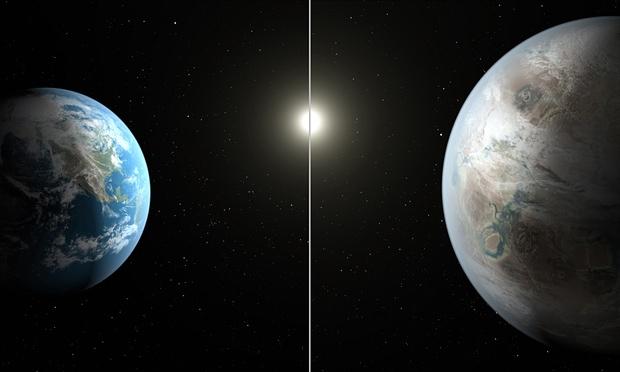 Trên Kepler 452b có người ngoài hành tinh không?