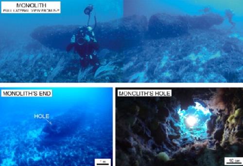 Phát hiện dấu vết nền văn minh 10.000 năm tuổi dưới đáy biển