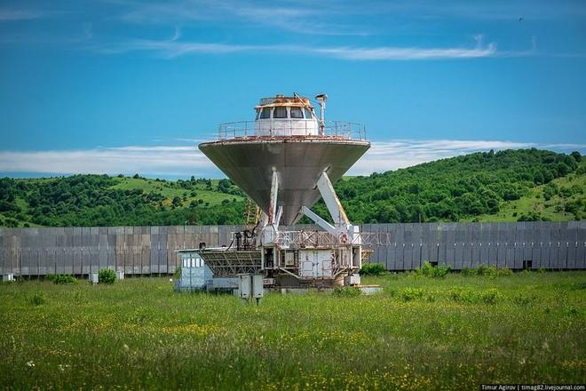 Tham quan kính thiên văn vô tuyến lớn nhất hành tinh