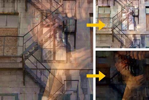 Đã có giải pháp tách ảnh phản chiếu qua gương trên ảnh