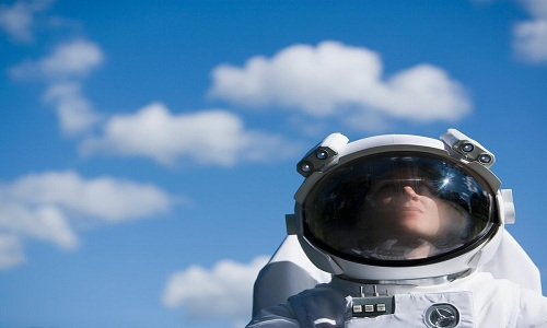 Nghi thức cầu may của các phi hành gia trước khi bay vào vũ trụ