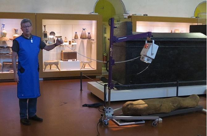 Phát hiện phương thức ướp xác còn nguyên nội tạng của người Ai Cập
