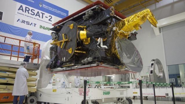 Argentina lên kế hoạch phóng vệ tinh địa tĩnh tự tạo thứ hai