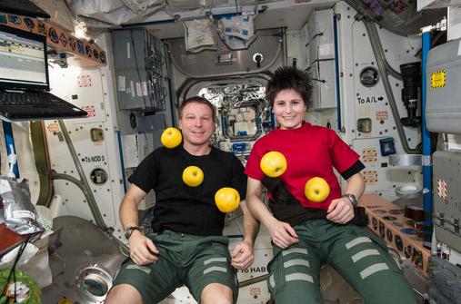 Một ngày trên Trạm Vũ trụ Quốc tế của các phi hành gia diễn ra như thế nào?