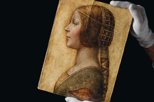 """Nụ cười bí ẩn của nàng """"Mona Lisa"""" thứ hai"""