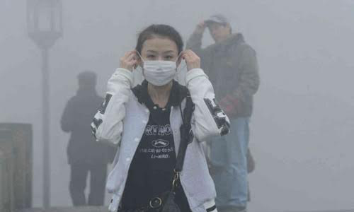 4.000 người Trung Quốc chết mỗi ngày vì ô nhiễm