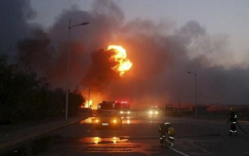 Chất độc trong vụ nổ ở Thiên Tân nguy hiểm như thế nào?