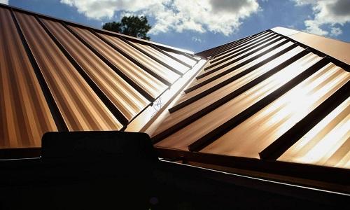 Sơn thủy tinh giải pháp chống nóng cho nhà mái tôn