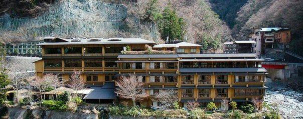 Khách sạn hơn 1310 tuổi lâu đời nhất thế giới