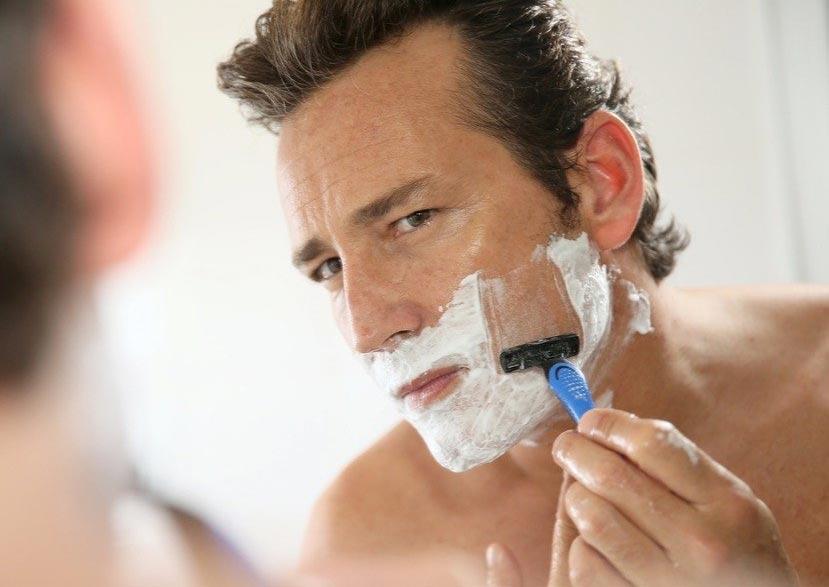 Sai lầm lớn nhất của các quý ông khi cạo râu