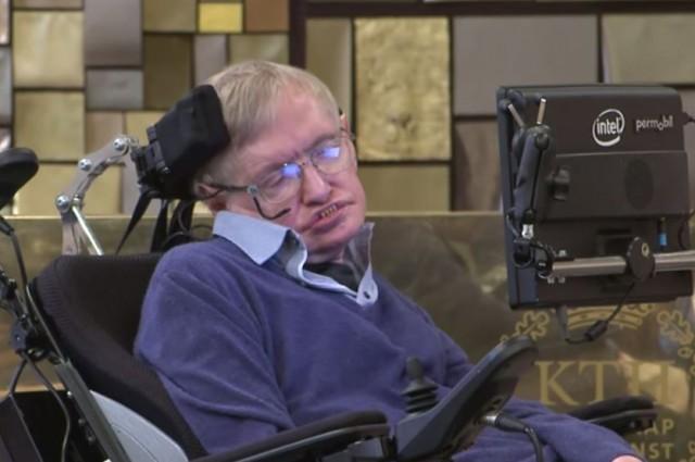 Stephen Hawking đưa ra giả thuyết không tưởng về lỗ đen vũ trụ