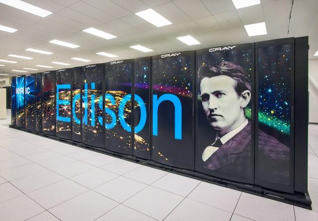 Siêu máy tính Cray XC30 giúp xây dựng bộ gen con người trong 9 phút