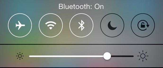3 bước đơn giản để kết nối thiết bị iOS qua bluetooth