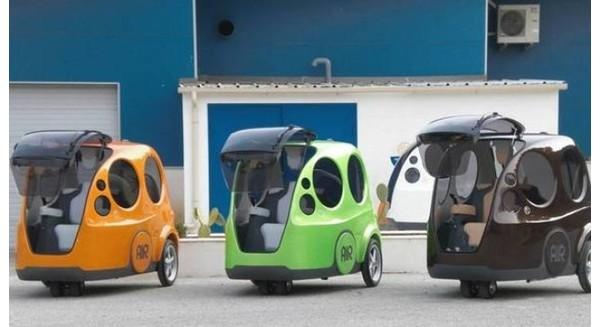 Ra mắt ô tô chạy bằng khí nén giá rẻ