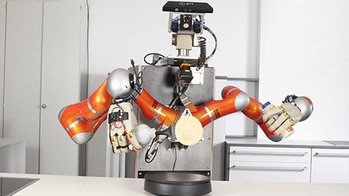 Thử nghiệm robot tự học như người