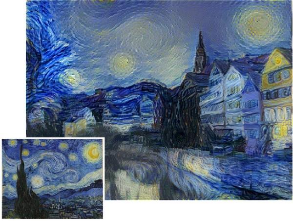 """Trí thông minh nhân tạo có thể """"vẽ"""" tranh như Van Gogh và Picasso"""