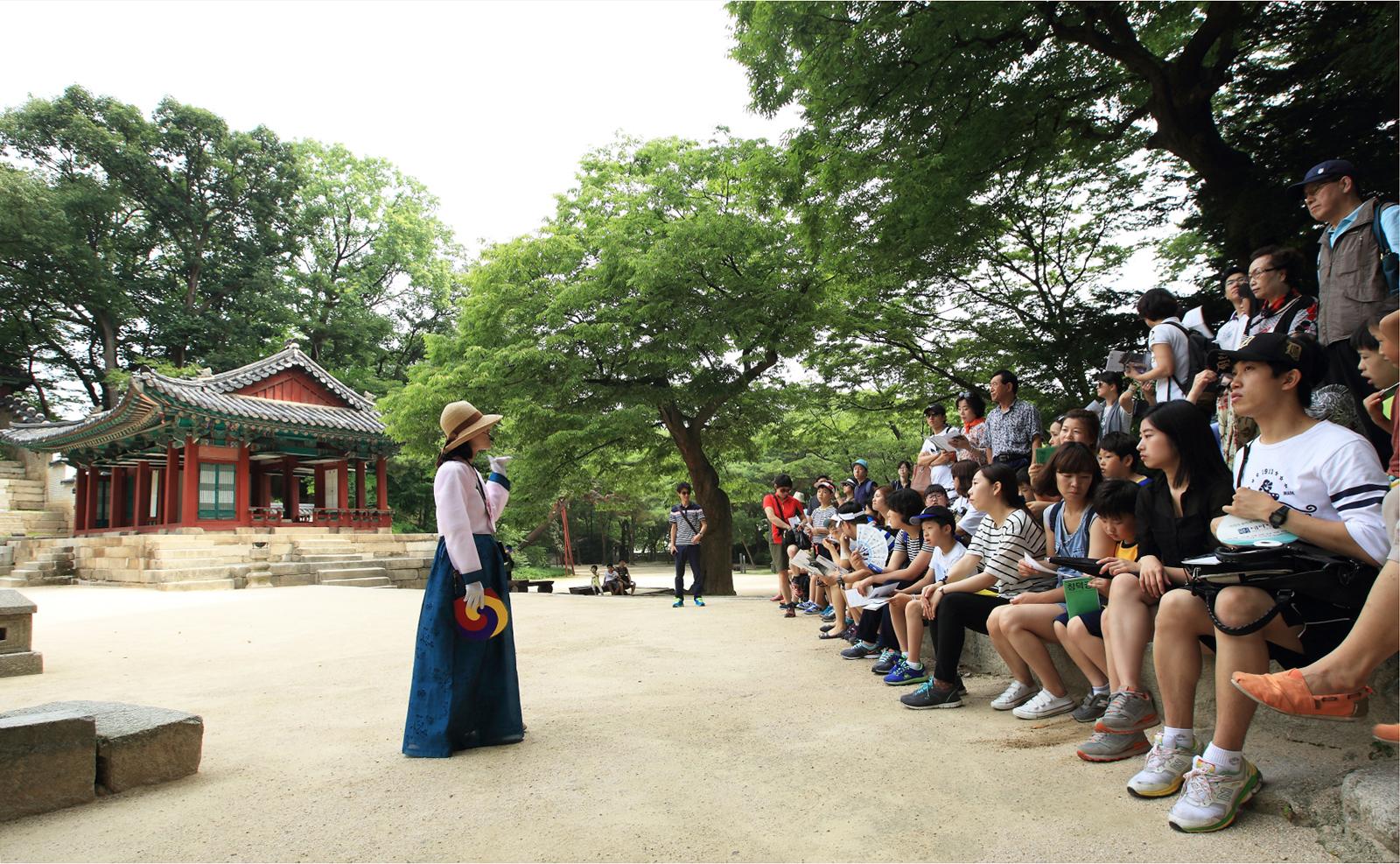 Khám phá khu vườn Biwon, thuộc cung Changdeokgung ở Hàn Quốc