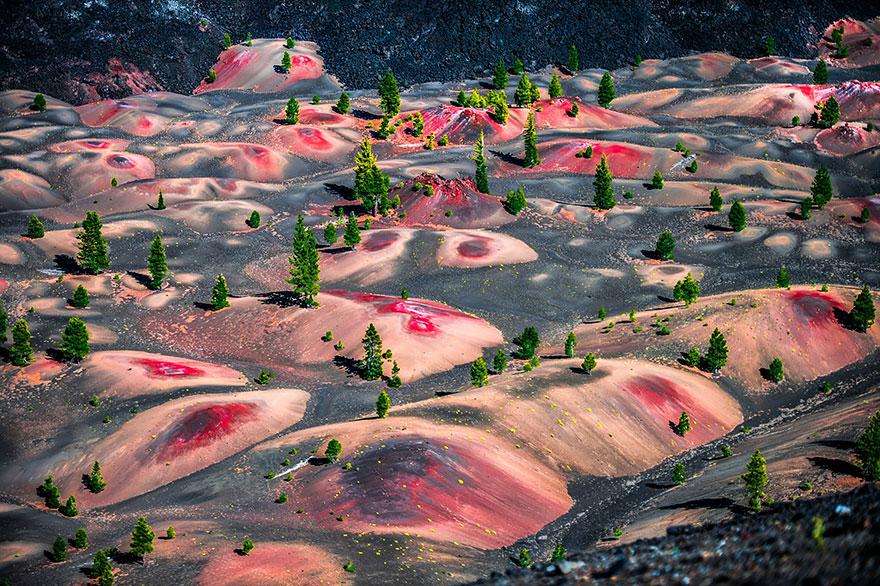 Vẻ đẹp hiếm có của 30 địa danh trên thế giới