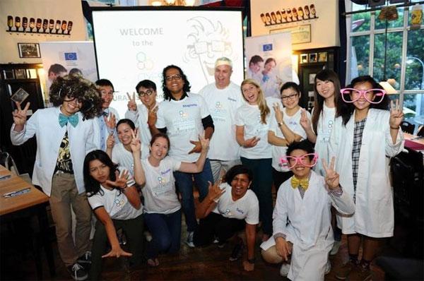 Cuộc thi thuyết trình sáng tạo cho các nhà khoa học trẻ