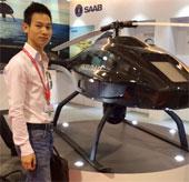 8X Việt mong muốn đưa người ra ngoài vũ trụ