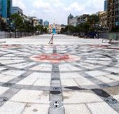 Dưới lòng đất phố đi bộ Sài Gòn có gì?
