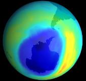 Ngày 9/9: Lần đầu tiên phát hiện lỗ thủng ozone tại một thành phố đông dân