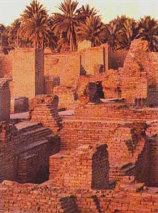 Truyền thuyết về Vườn Treo Babylon