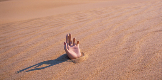 Cách thoát khỏi cát lún