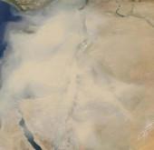 Nguyên nhân bão cát hoành hành khắp Trung Đông