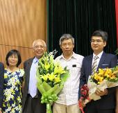 Thủ tướng gặp gỡ các nhà khoa học trẻ